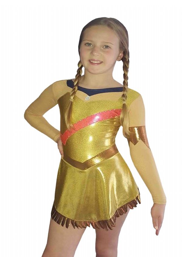 POCAHONTAS SKIRTED FROM £105